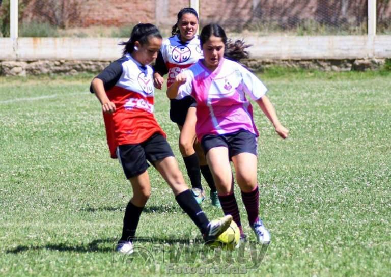 Torneo «Homenaje a la Mujer» en Malargüe