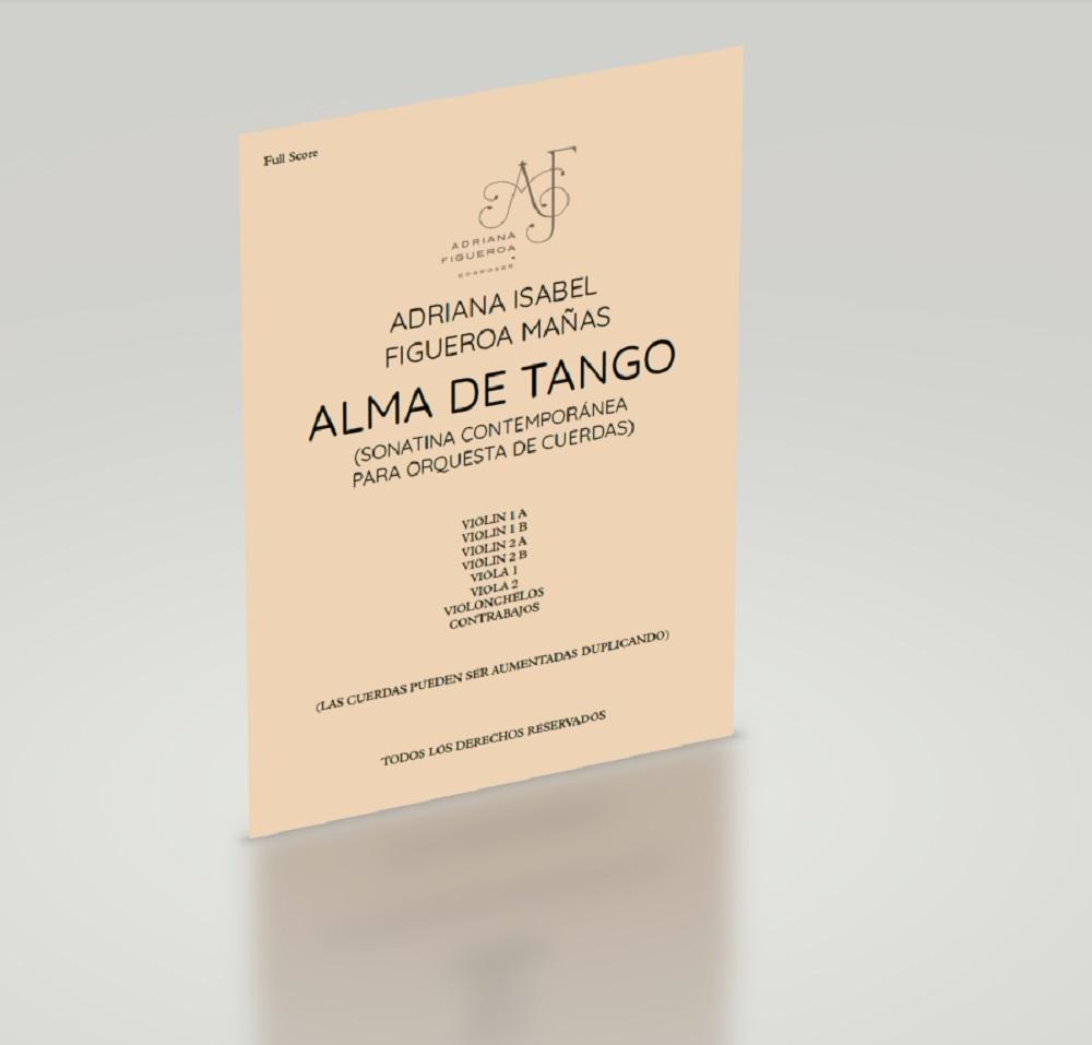 Estreno Mundial en el CCK de «Alma de Tango», obra de Adriana Isabel Figueroa Mañas