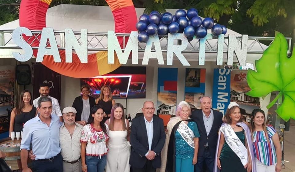 Tunuyán, San Martín y Ciudad ganadores de Vendimia Federal