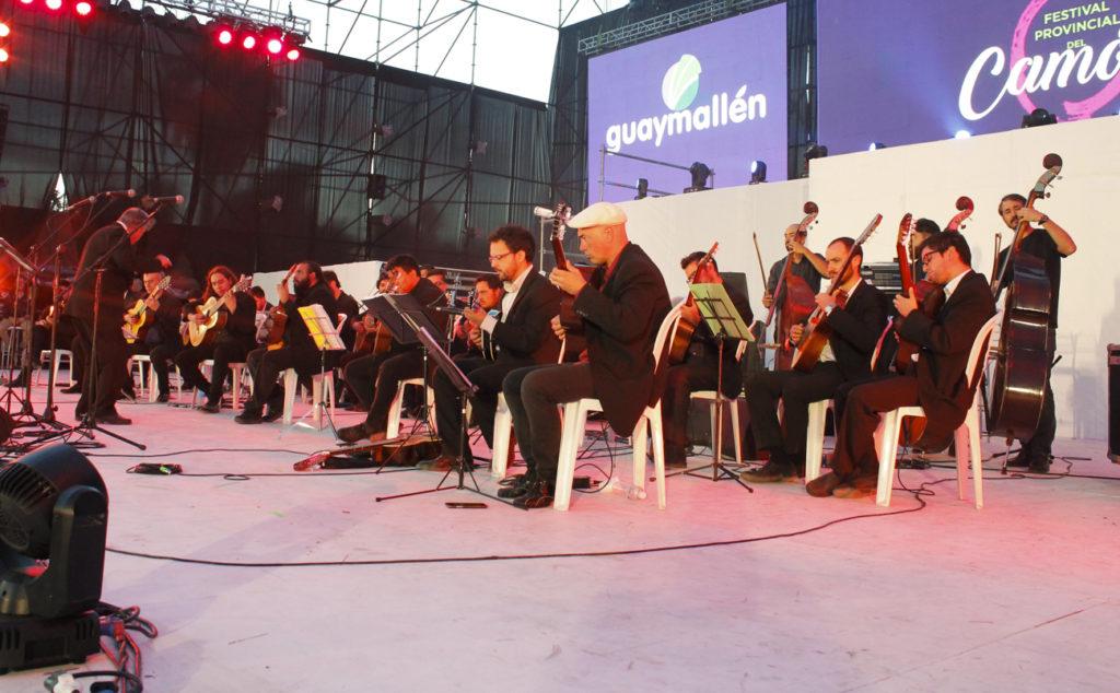 Guaymallén vivirá una nueva edición del Festival Provincial del Camote