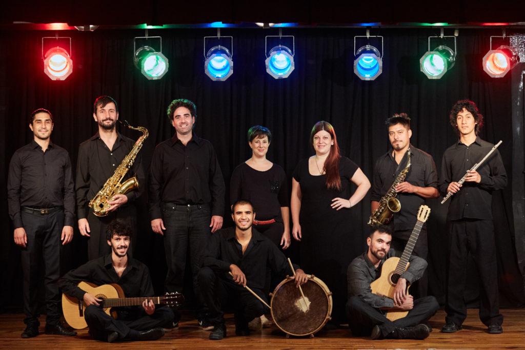 Grandes artistas de Mendoza engalan una nueva Cosecha