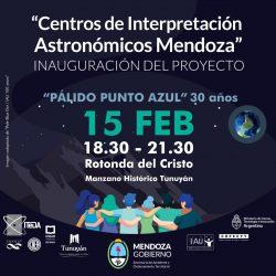 Mendoza contará por primera vez con centros de interpretación astronómicos en las áreas naturales protegidas
