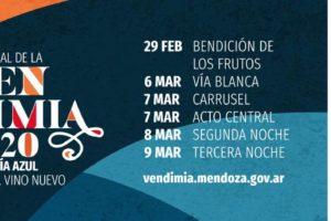Vendimia 2020: más accesibilidad para las personas con discapacidad