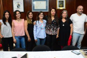 En Tunuyán se reunió una mesa interdepartamental de género y diversidad sexual provincial
