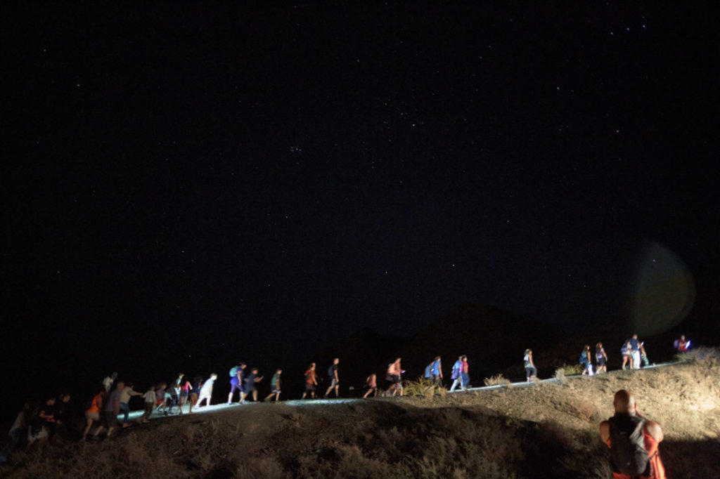 Senderismo Nocturno al Parque Arqueológico Municipal Cerro Tunduqueral
