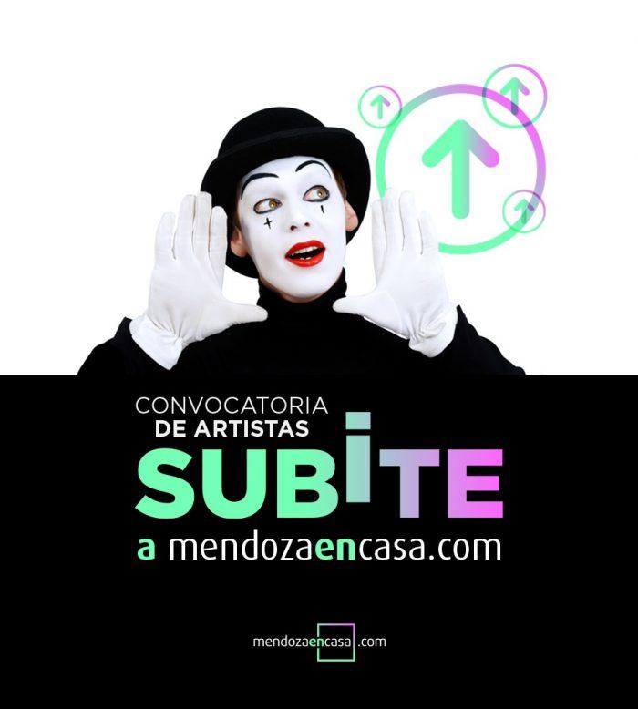 Se convoca a artistas para sumar propuestas a Mendoza en casa