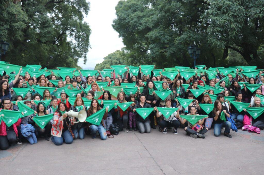 Hoy celebramos los 15 años de la Campaña Nacional por el Derecho al Aborto Legal, Seguro y Gratuito en Argentina