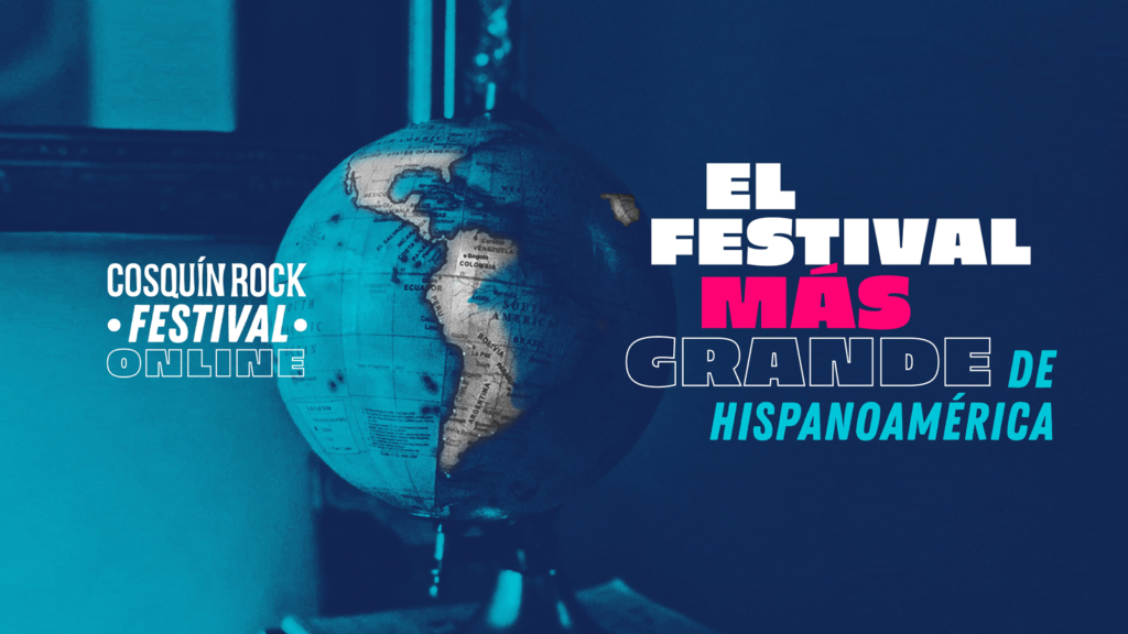 Cosquín Rock, el Festival vivo e interactivo más grande de Hispanoamérica