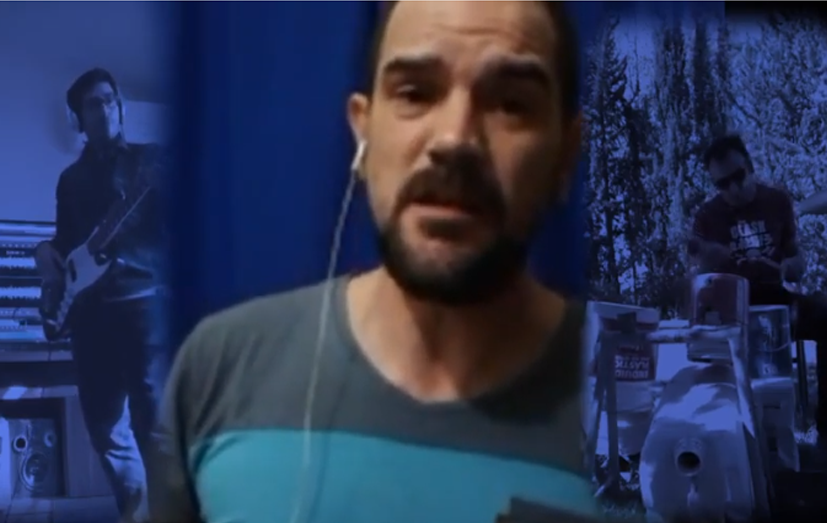 Supercaraband presentó su video «Sigo estando loco»