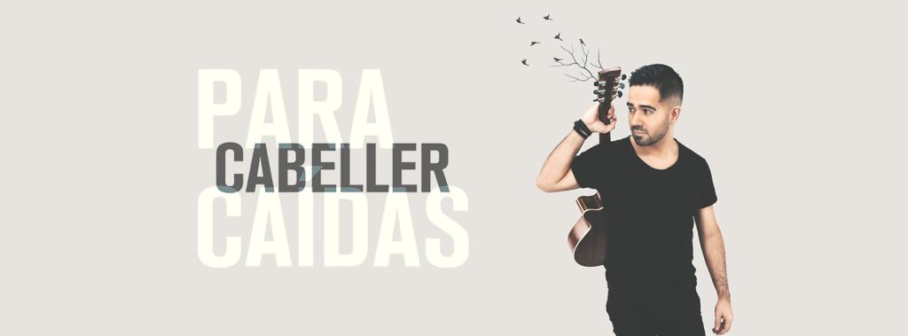 Diego Cabeller presenta su nuevo álbum «Paracaídas»