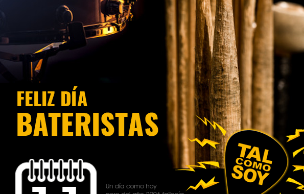 11 de julio: Día del/la Baterista en Argentina