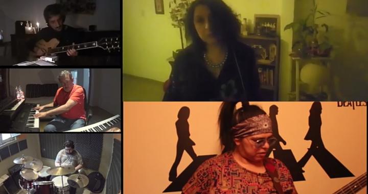 Daisy Band presenta su versión de «Cementerio Club»