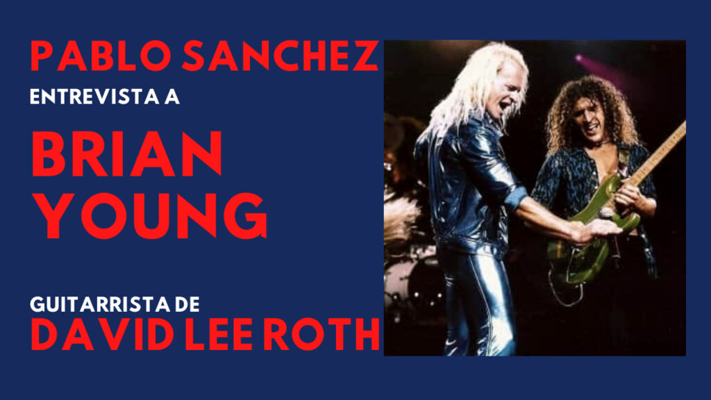 Pablo Sánchez entrevistará a Brian Young