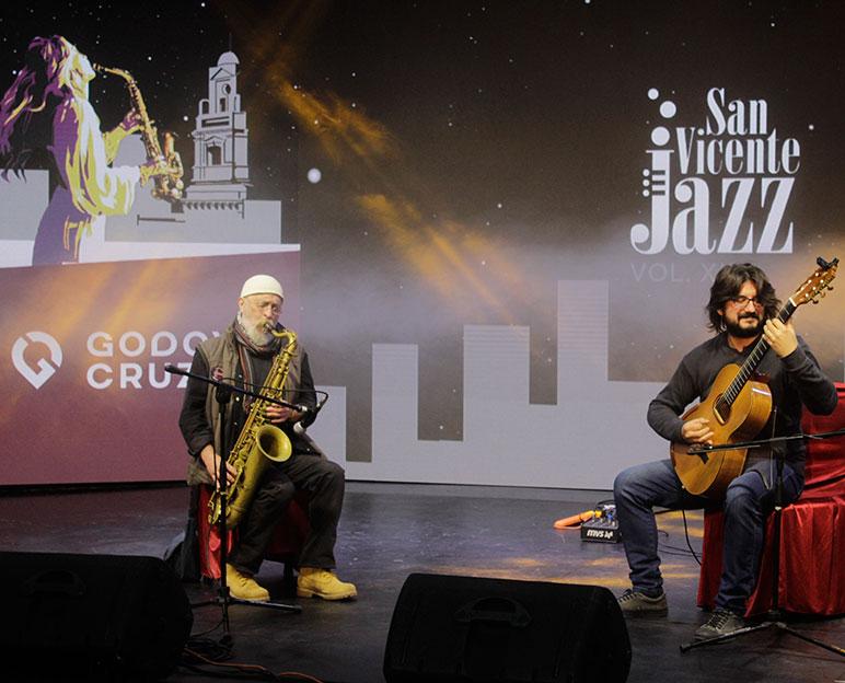 San Vicente Jazz cumple 12 años y se renueva en formato virtual