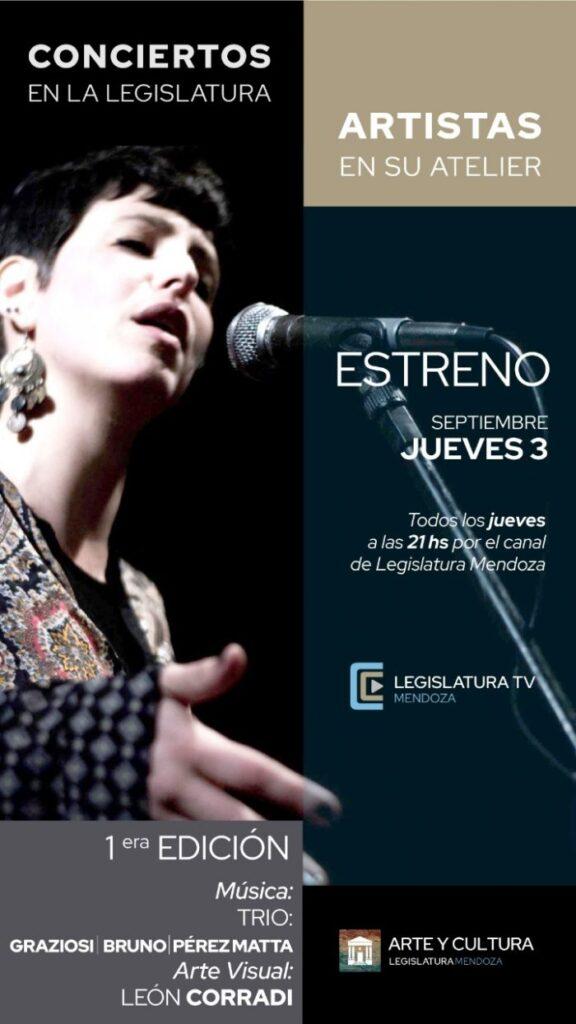 Conciertos en la Legislatura de Mendoza