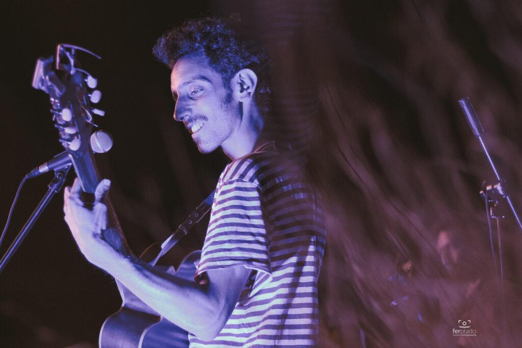 """Fede Jaramillo presenta """"Las Formas"""" su segundo material discográfico"""