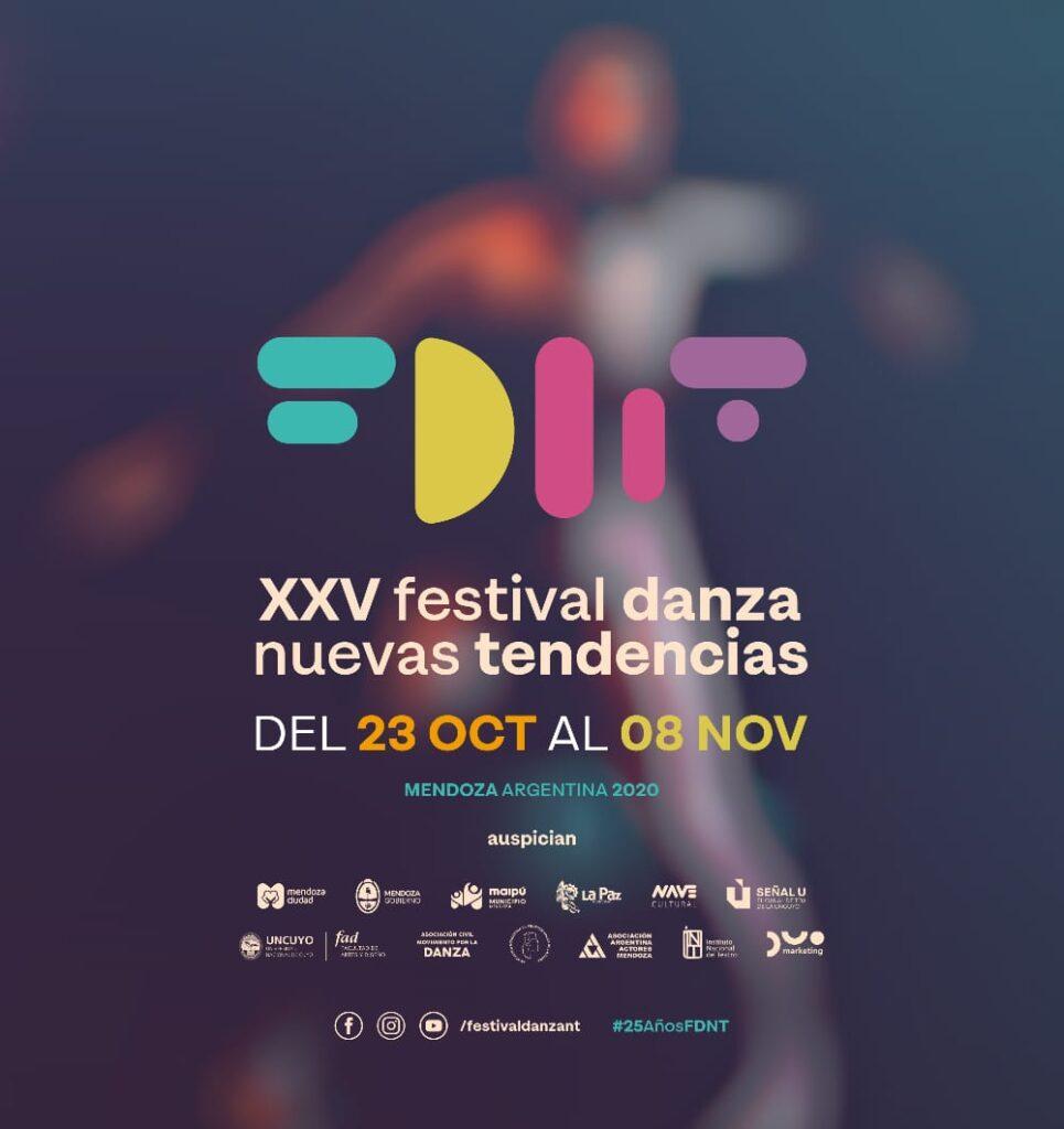 XXV FESTIVAL DE DANZA NUEVAS TENDENCIAS