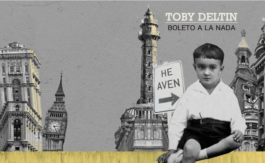 Toby Deltin emprende un viaje pop rock en su nuevo single