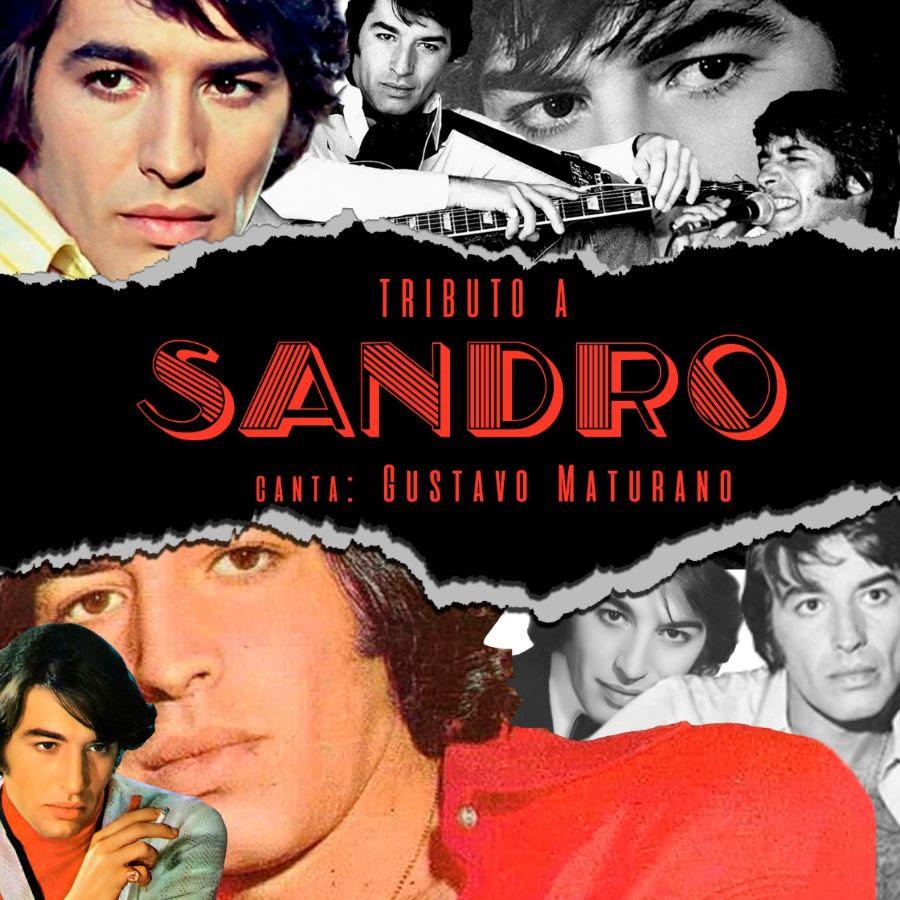 Nuevo álbum de Gustavo Maturano «TRIBUTO A SANDRO»