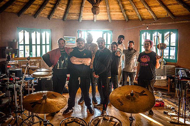 Equilibristas presenta la 1er parte de su live session«Live At Claveland»