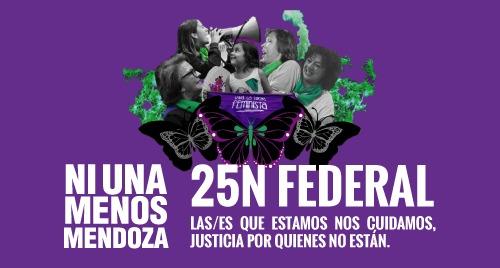 25N Día Internacional de la Eliminación de las Violencias contra las Mujeres, Lesbianas, Travestis, Trans y No Binaries