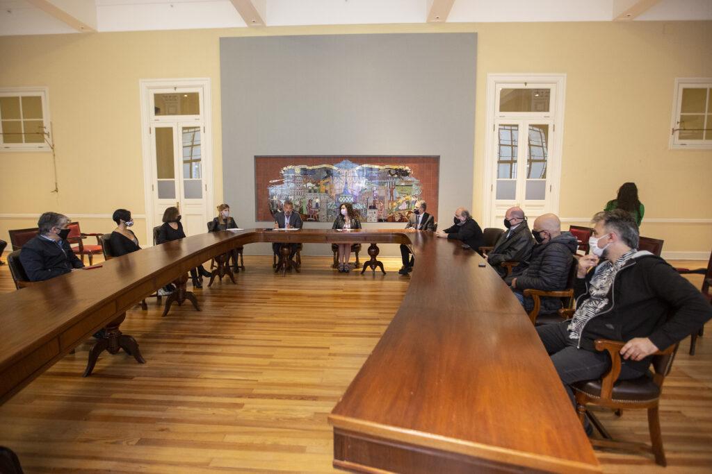 Se consensuó el protocolo general para el regreso de la actividad teatral y musical con público en salas