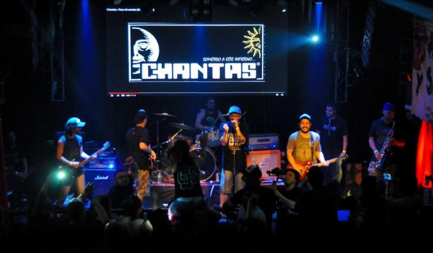 El rock suma una nueva presentación en Mendoza en casa
