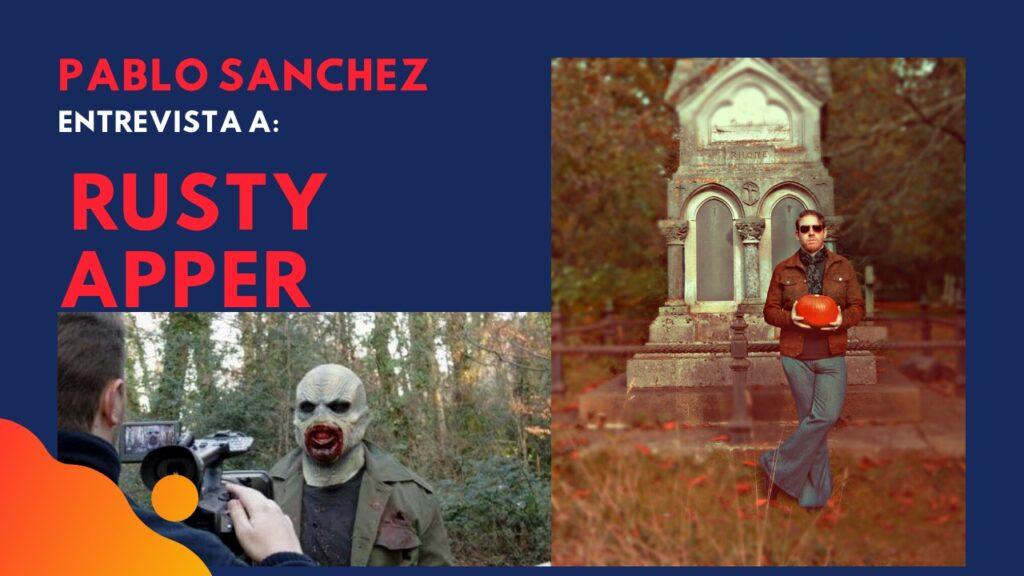 Pablo Sánchez entrevistará a «Rusty Apper»