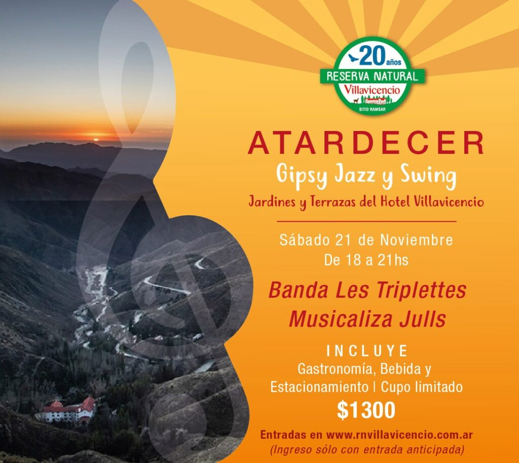 «Les Triplettes» abre el ciclo 'Atardeceres en Villavicencio'