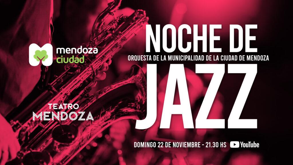 La Orquesta Municipal de la ciudad de Mendoza celebra el Día de la Música