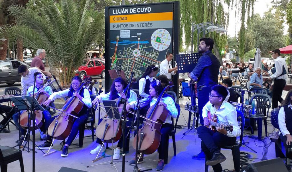 El ciclo «Encuentros Motivacionales» fue declarado de interés departamental por Luján de Cuyo