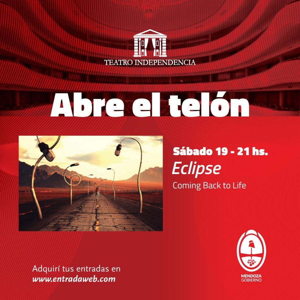 ECLIPSE presenta «Coming back to life (Volver a la vida)»