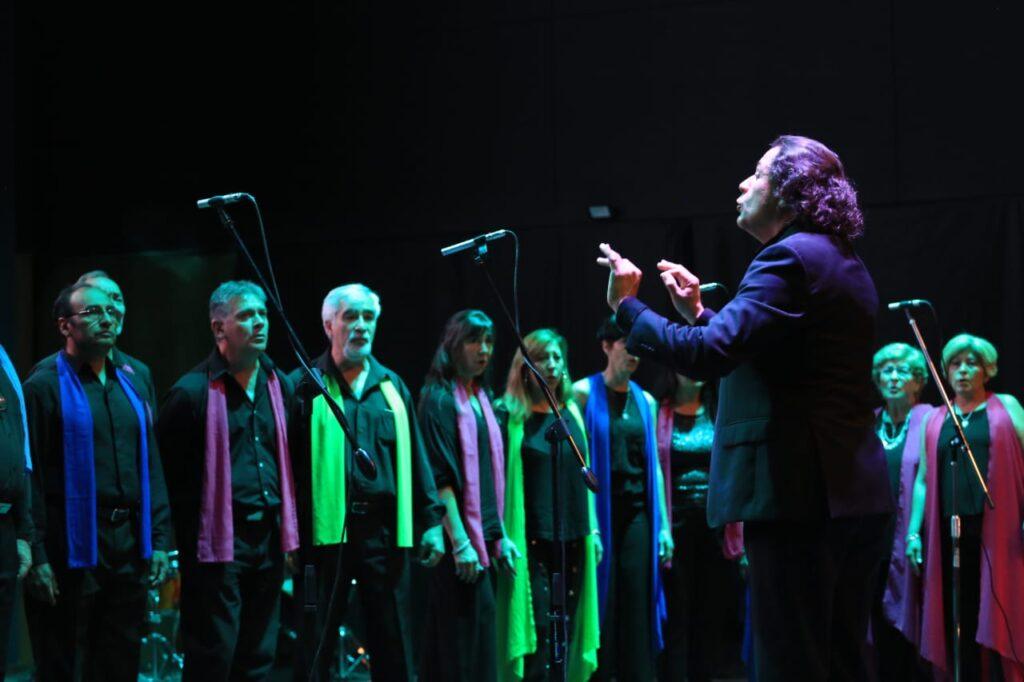Guaymallén Coral celebra su 10º aniversario con una destacada producción audiovisual