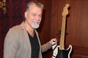 Hoy a las 20 horas, homenaje a Eddie Van Halen