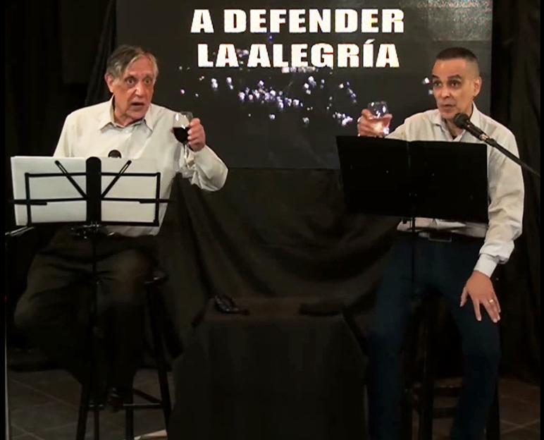 Jorge Sosa y Daniel Aye defienden la alegría en Godoy Cruz