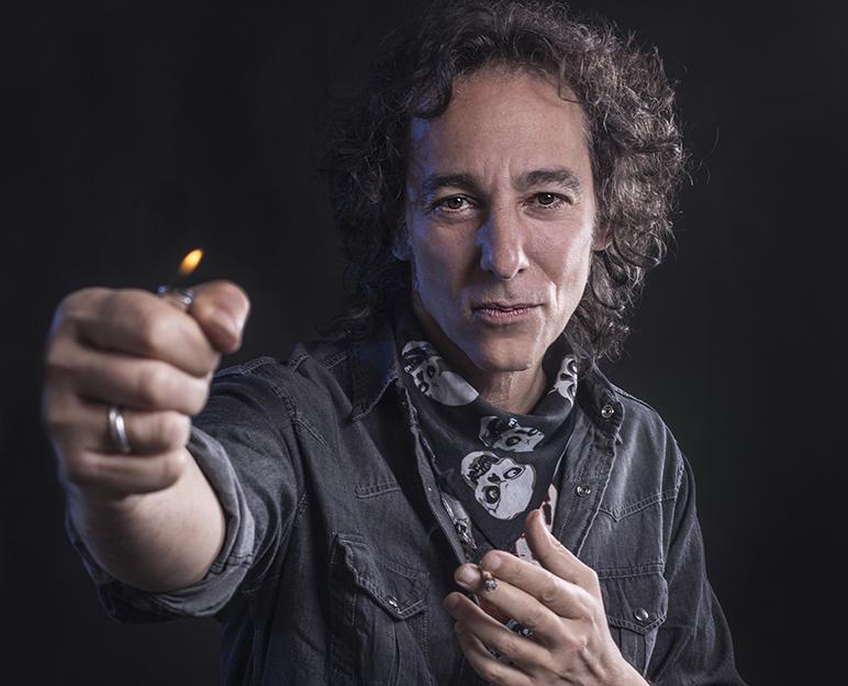 Javier Calamaro trae toda su música a Mendoza