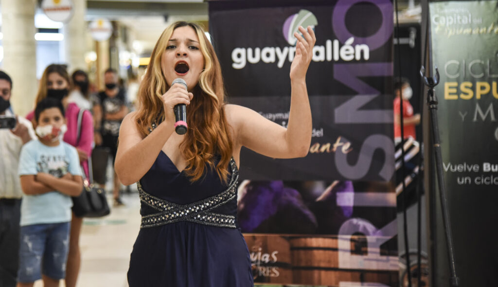 Con música clásica, Guaymallén invitó a disfrutar de su agenda cultural