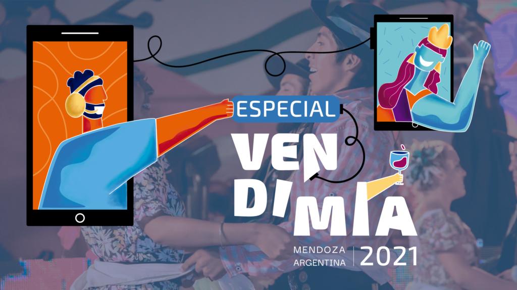 La Vendimia 2021 ya tiene sistema de identidad visual