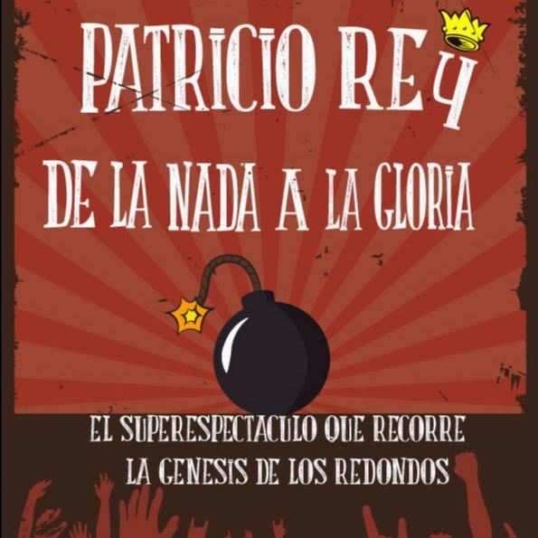 Barbazul presenta «Patricio Rey De la Nada a la Gloria»