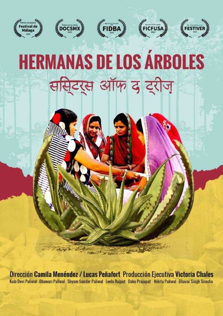 «Hermanas de los Árboles» en el cine universidad