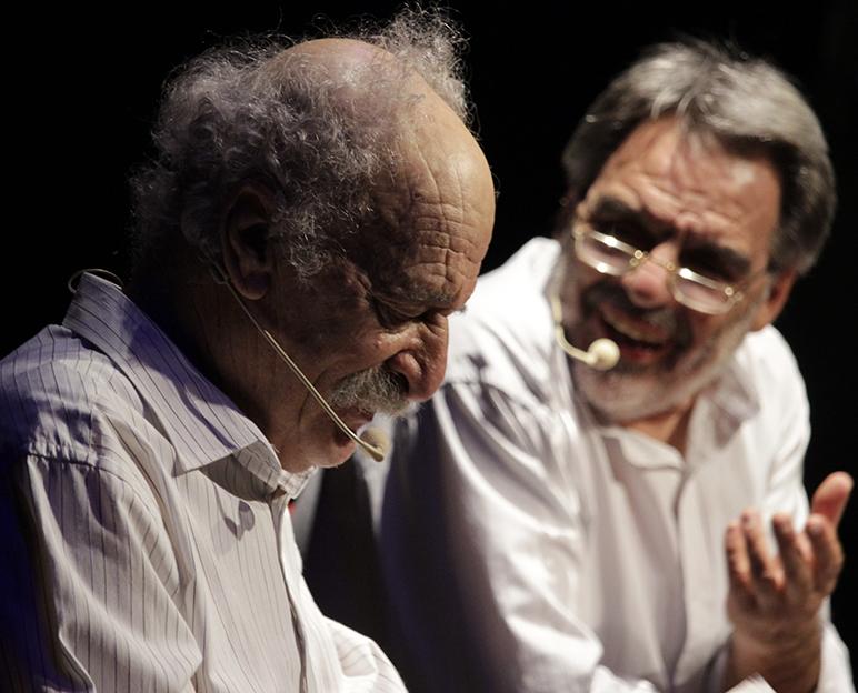 """Llega al Teatro Plaza """"La Sanata"""", la comedia que reúne al Flaco Suárez y Marcelo Lacerna"""