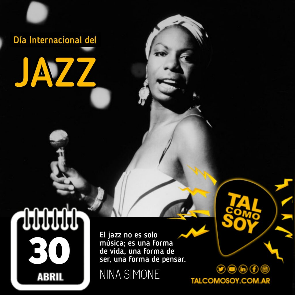 30 de abril: Día Internacional del Jazz