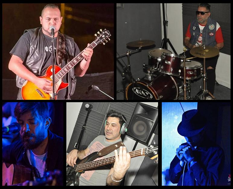Nahuel Rocker Band y Ruta 66 se unen para hacer vibrar el Teatro Plaza