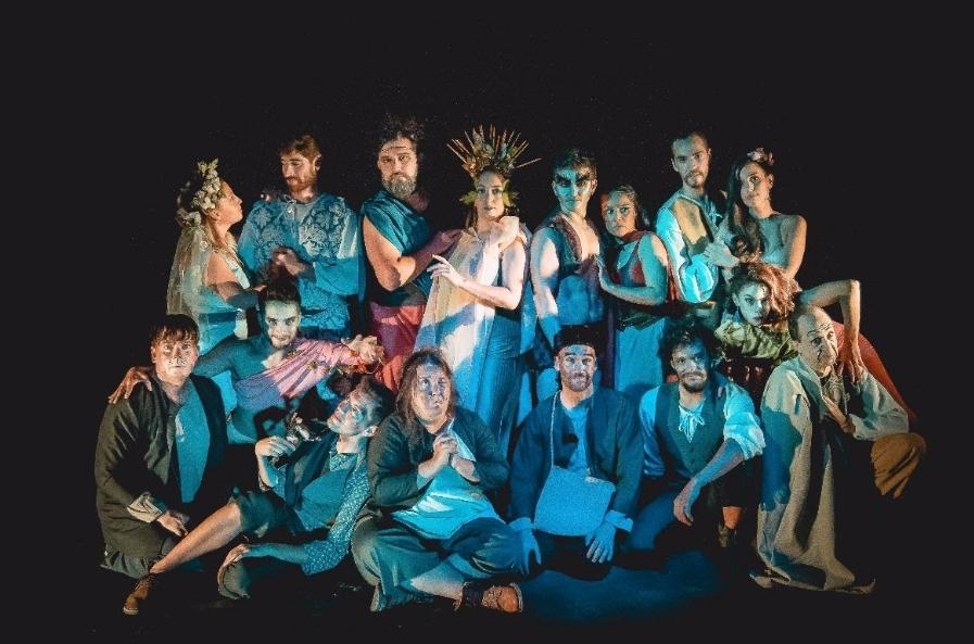«Sueño de una noche de verano» en el Teatro Mendoza