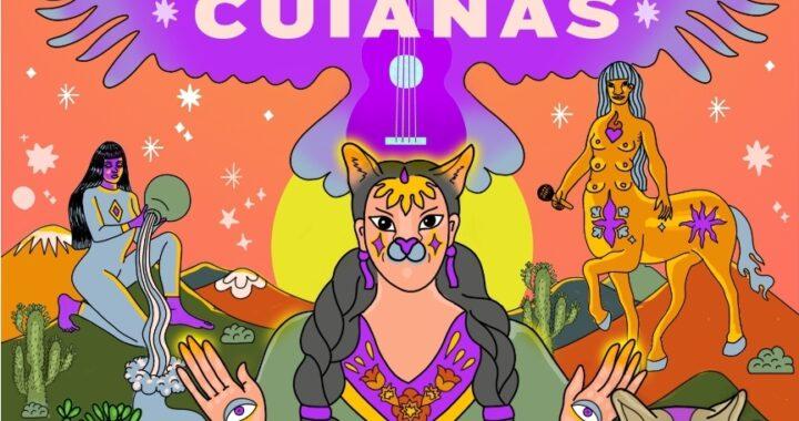 «Cuianas» música en el teatro