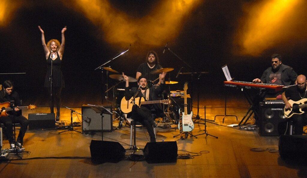 """Ricardo """"Rulo"""" Fimiani revive lo mejor de Clapton en el Teatro Plaza"""