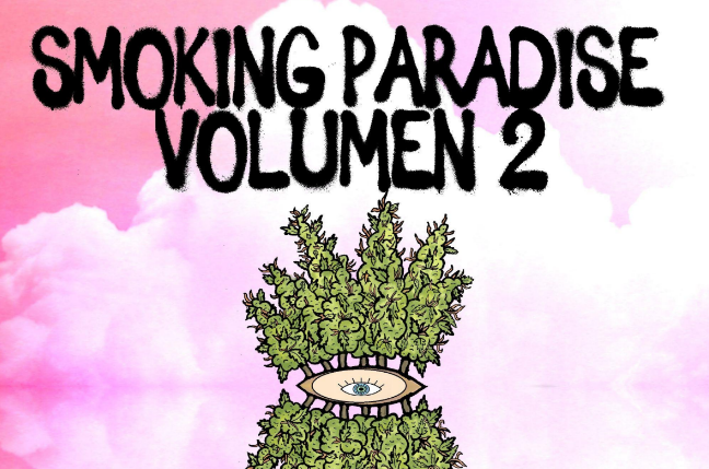 Lucca Mansilla & Pablo Márquez presentan «Smoking Paradise Vol. II»