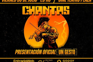«Chantas» en el Teatro Plaza
