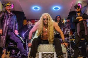 Noche de puro Metal y Hard Rock en Godoy Cruz con Custom 71