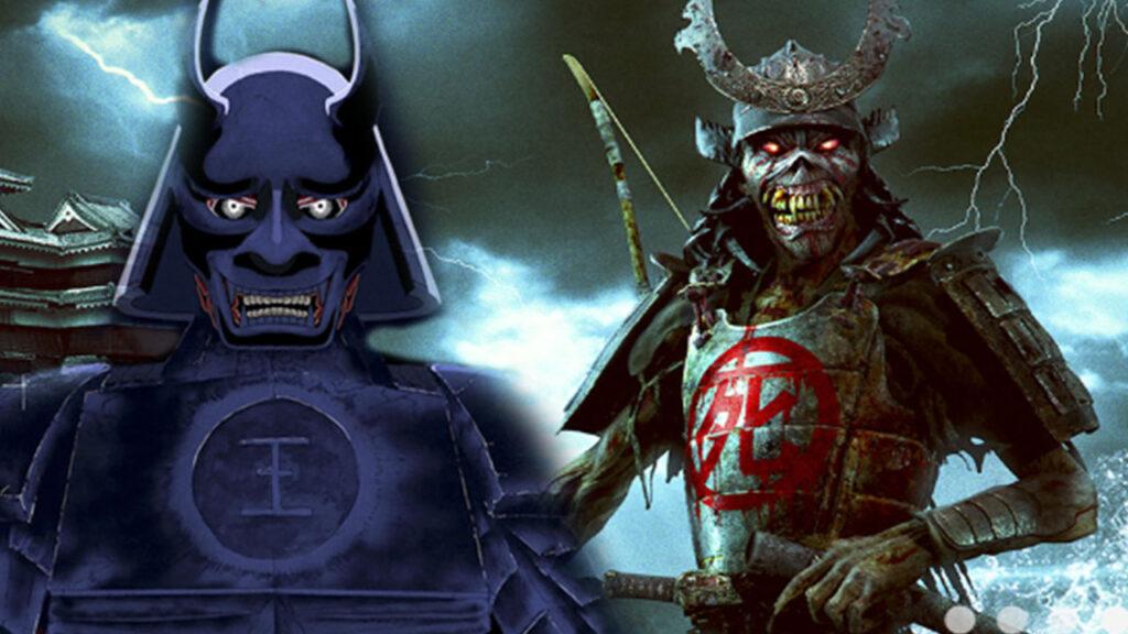 """Iron Maiden convierte al viejo Eddie a la milenaria sabiduría oriental en """"Senjutsu"""""""